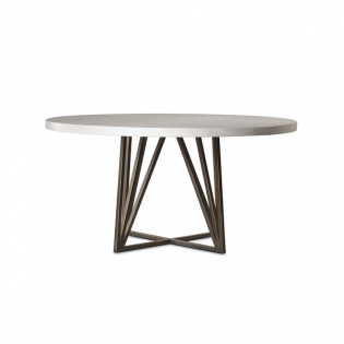 Emerson Round 48 Inch Dining Table