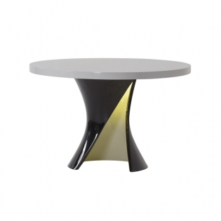 Ned Dining Table 47 Inch Diameter